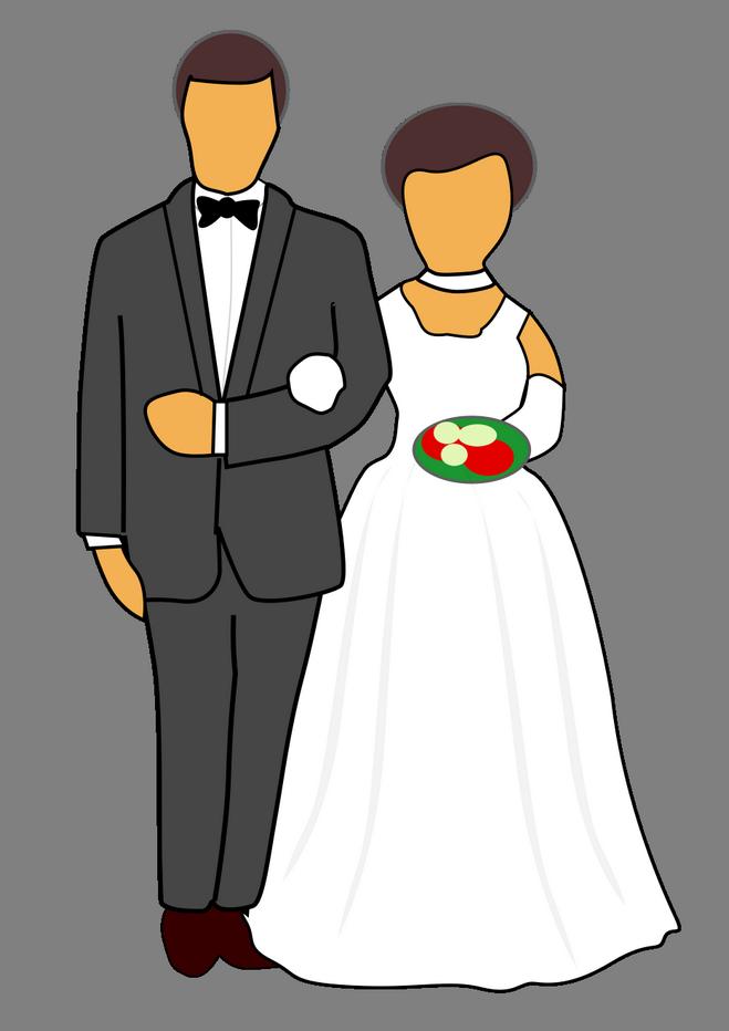 Přání pro novomanžele, přáníčka ke stažení - Blahopřání k svatbě novomanželům